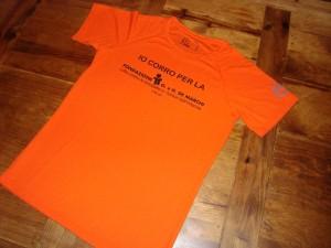 maglietta runner alla MilanoCity Marathon