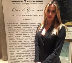 Veronica Angeloni, campionessa italiana di pallavolo