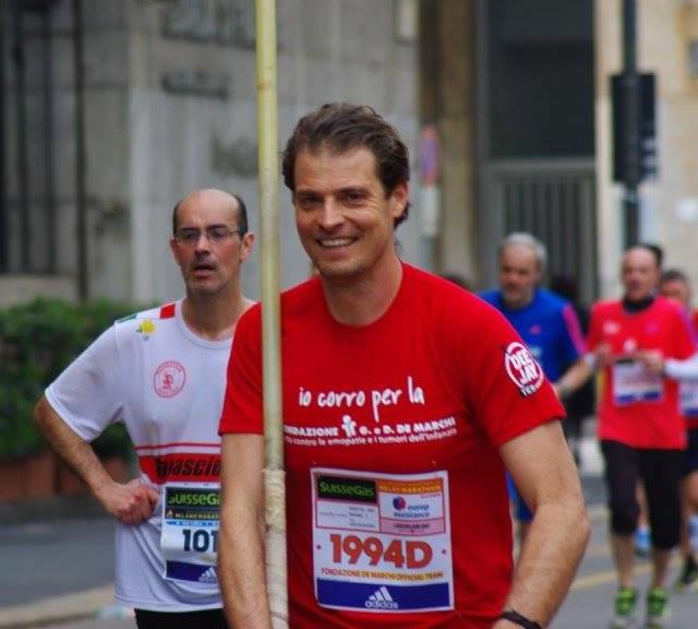 TESTIMONIAL: Andrea Giannini, campione di salto con l'asta, allenatore e giornalista sportivo.