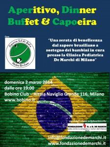 serata capoeira
