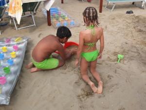 vacanza assistita a Riccione per i bambini malati