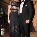 Patrizia e Dimitri D'Asburgo Lorena