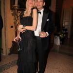 Raquel Diniz e Giovanni Scolamiero