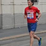 il campione di atletica Alessandro Orlandi corre per la Fondazione De Marchi