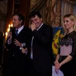 Emilio Fossali, Marco Giachetti, Emanuela Donghi