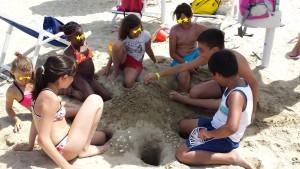 vacanze al mare a giulianova coi bambini malati