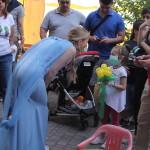 principessa e bambina